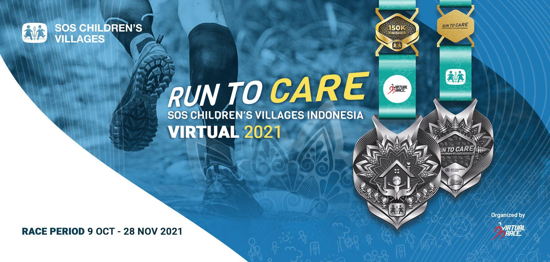Run To Care Virtual 2021